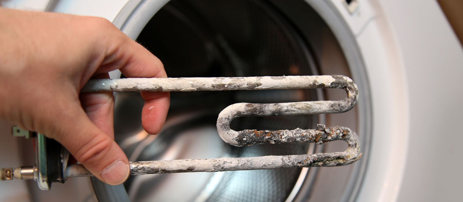 Water Softener to prevent limescale damage