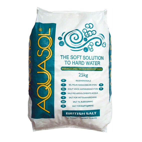 Aquasol Tablet Salt 25kg