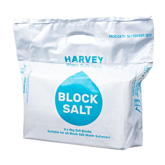 Harvey Block Salt 8kg